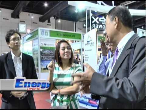 Energy update ตอน RENEWABLE ENERGY ASIA 2014