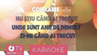 Amna - Copilarie (Karaoke Version)