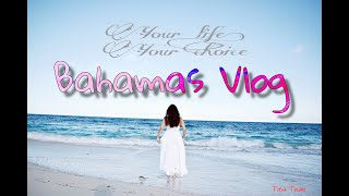 BAHAMAS VLOG/Paradises Atlantis/The Reef of Atlantis/the studio ocean view/Dolphin Snorkel 1/2019