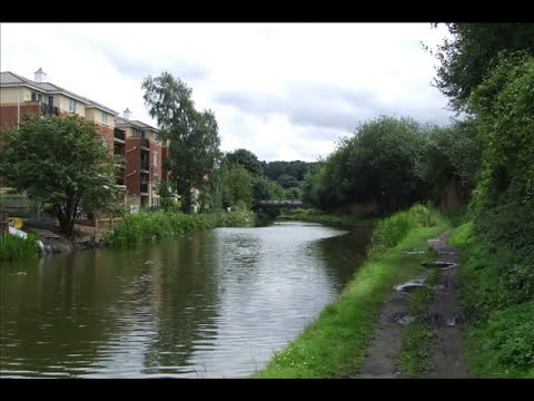 DUDLEY No 2 CANAL PART 2 WINDMILL JUNCTION TO MUCKLOW HILL
