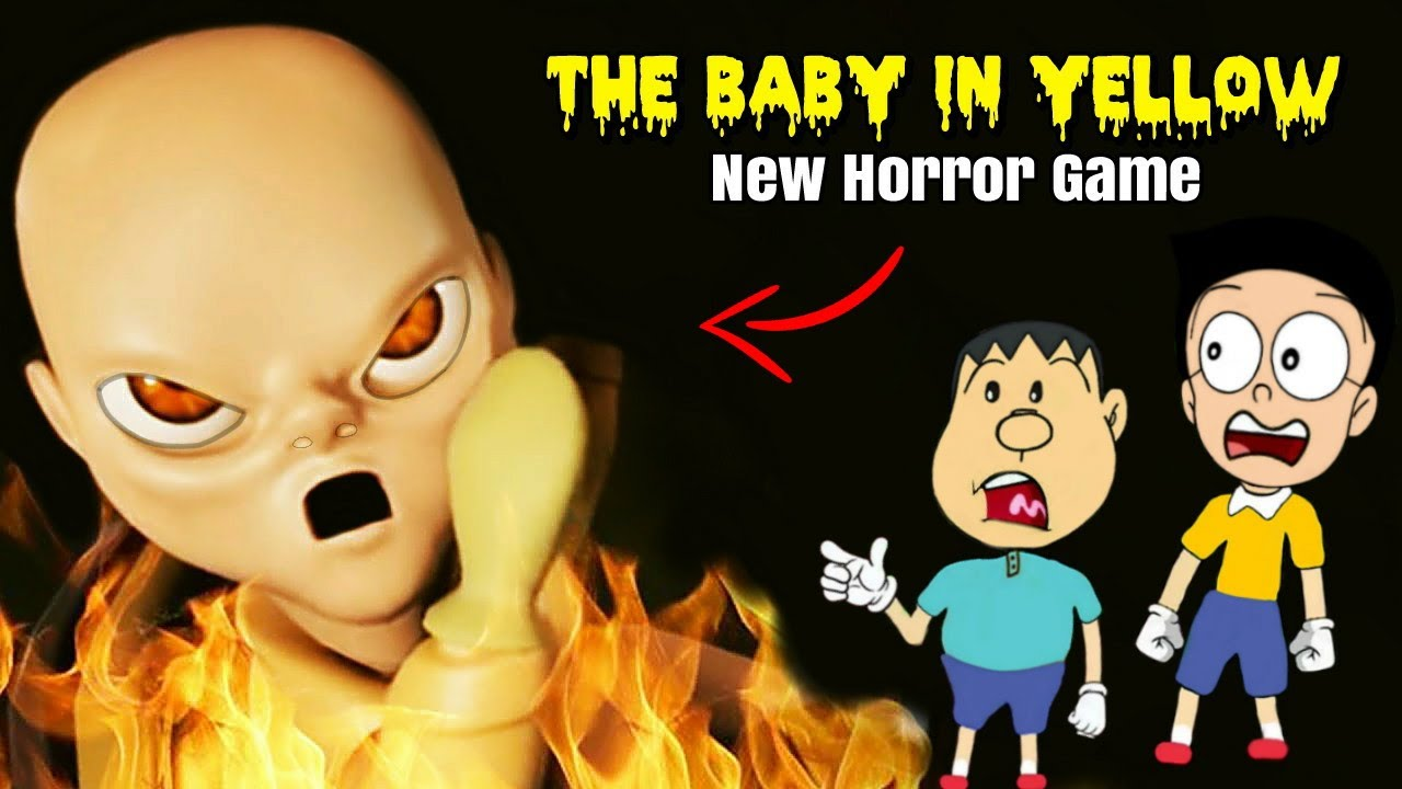 BHOOTIYA BACHA - THE BABY IN YELLOW Full Horror Gameplay - Deewana and Rangeela Gameplay
