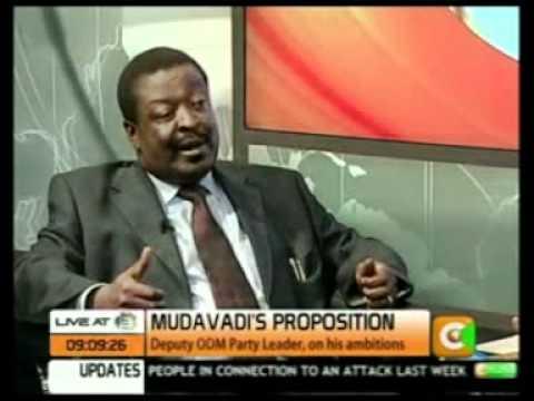 Musalia Mudavadi Citizen  Tv Interview
