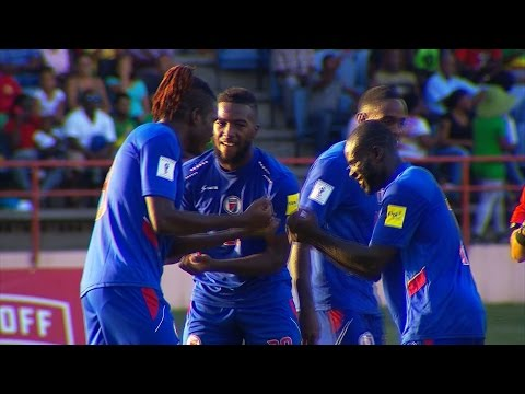 Grenada 1x3 Haiti - CONCACAF 2018 WCQ