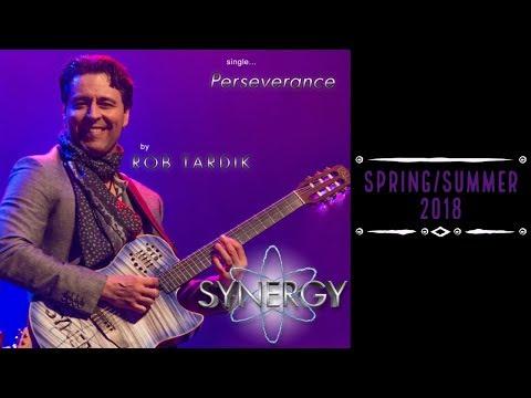 Rob Tardik - Perseverance Video - from his SYNERGY Album