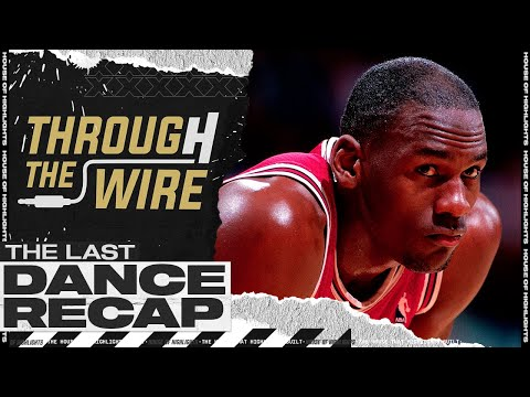 Through The Wire Crew Reacts to The Last Dance and MJ!