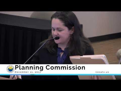 Planning Commission 12-11-17