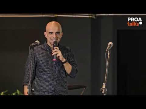 Proa Talks #2 - Educação no futuro: inclusão, criatividade e rock'n roll - José Vicente Cordeiro