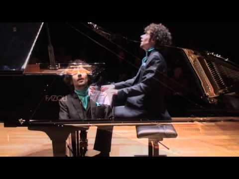 Federico Colli's debut at the Queen Elizabeth Hall. 3/3 - Schumann