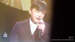 M.C the MAX - Lonely Night (부활) [20141224 겨울나기 in SEOUL DAY-1]