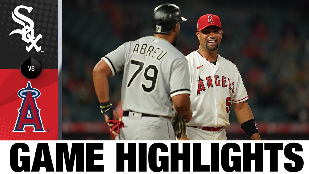 Download Angels vs. White Sox Game Highlights (4/2/21)   MLB Highlights