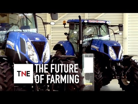 New Holland Agriculture: 'sustainability is the future' for farming industry