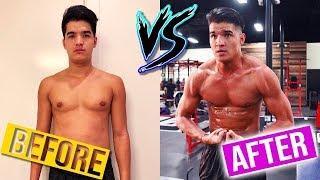 Amazin Wassabi Change his Life in just 6 Mont | Body Transformation