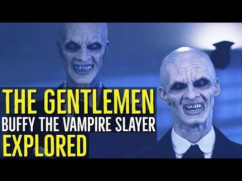 The Gentlemen (BUFFY THE VAMPIRE SLAYER) Explored