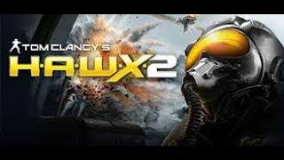 tutorial game cara instal game Tom Clancy HAWX 2