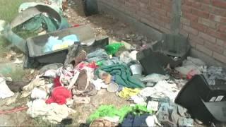 Estudian entre basura y desechos electrónicos