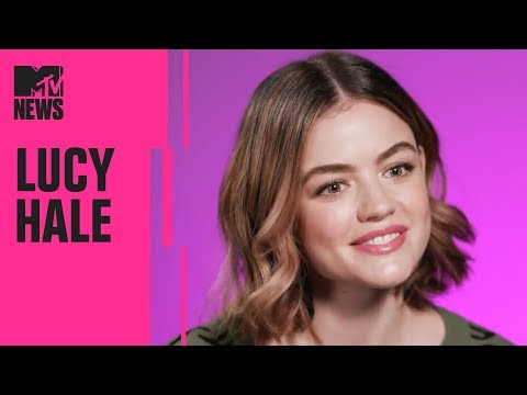 Lucy Hale On 'Life Sentence' & Moving On From 'Pretty Little Liars' | MTV News