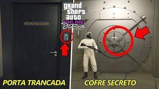 NOVOS SEGREDOS NA DLC DO CASINO que VOCÊ AINDA não SABIA NO GTA 5 ONLINE