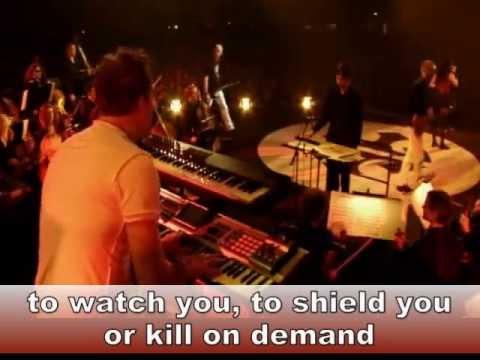 Within Temptation - Hand Of Sorrow (karaoke)