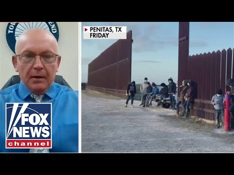 Arizona mayor expresses outrage, concern as feds plan to drop illegal border crossers in his town
