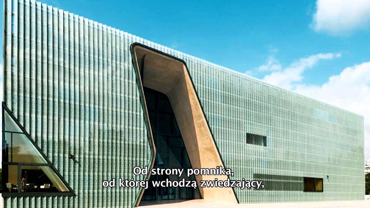 Czytanie architektury - jak powstawało Muzeum POLIN, cz. 7