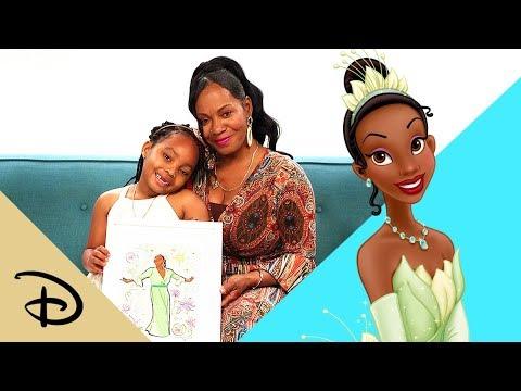 Disney Princess Mother's Day Surprise | Disney