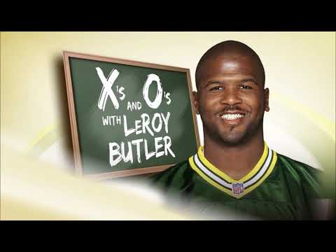 X's And O's With LeRoy Butler After The First Six Weeks Of The Packers' Season (Oct. 23, 2018)