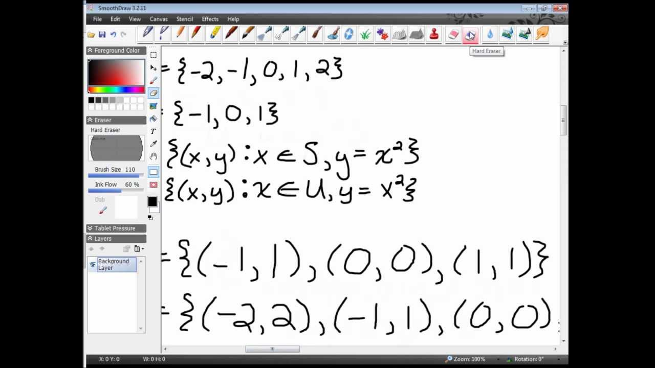 Finite Mathematics Review Of Sets And Set Operations