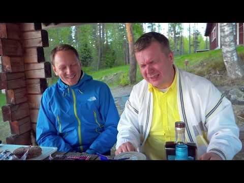 Kaks Kanget Soomes – 6. osa – Parasailing Saimaal ja Soome maitseelamused