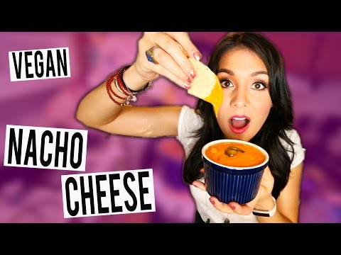 "VEGAN NACHO ""CHEESE""? Does it WORK?! – #TastyTuesday"
