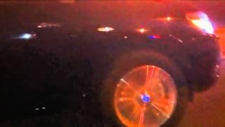 Светящаяся заглушка центрального отверстия колеса