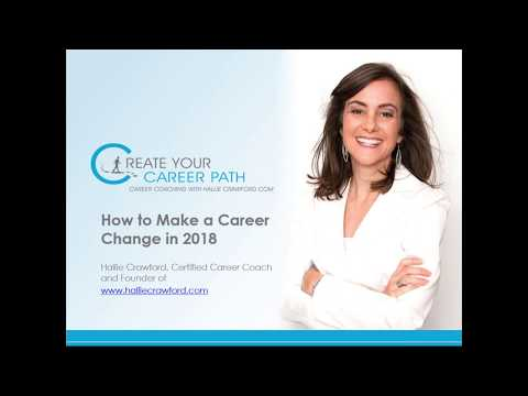 How to Make a Career Change in 2018