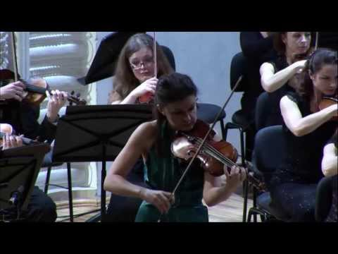 Saint-Saens Introduction & Rondo-capriccioso Julia Igonina