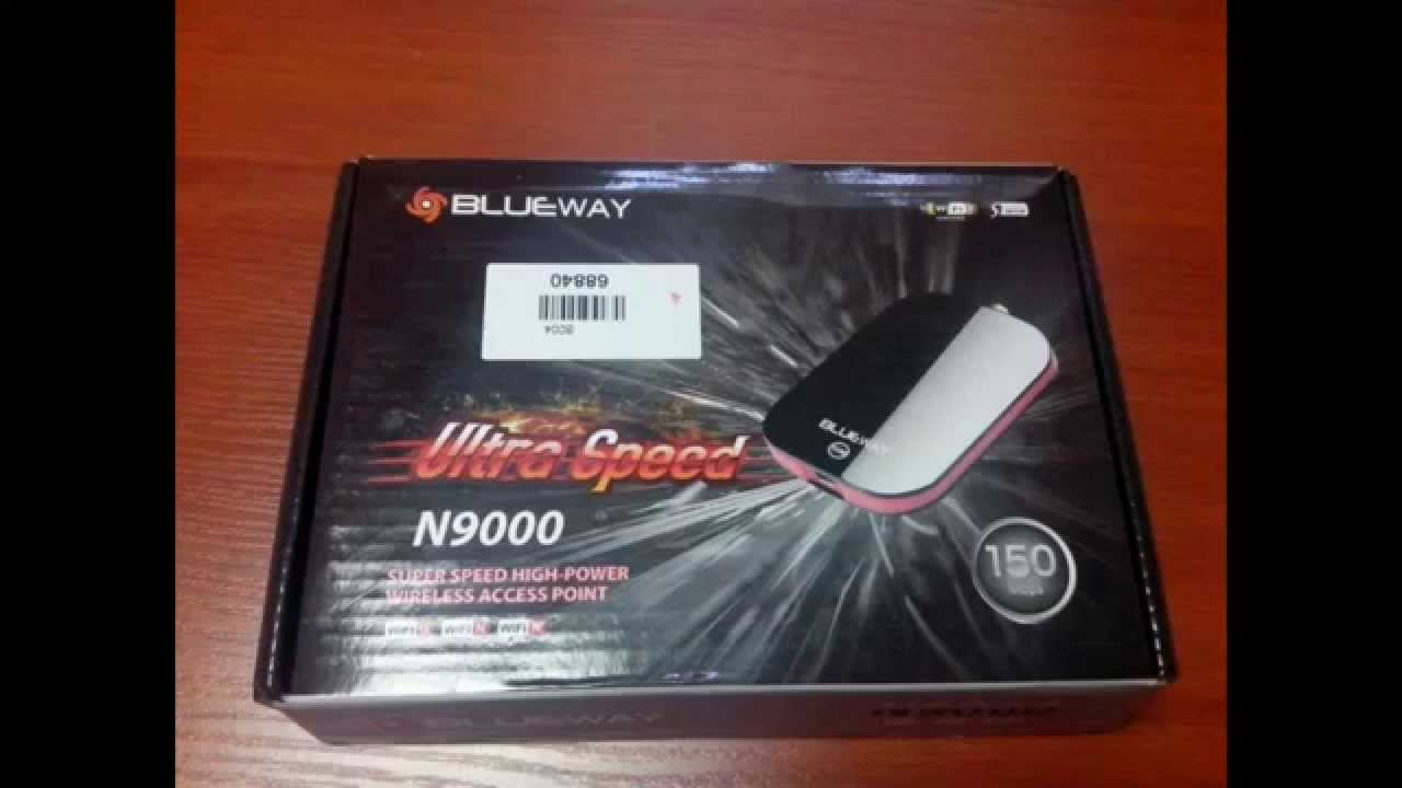 BLUEWAY HIGH POWER N DRIVER DOWNLOAD