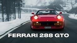 The Ferrari 288 GTO Driven By Alain de Cadenet - Homologation Specials