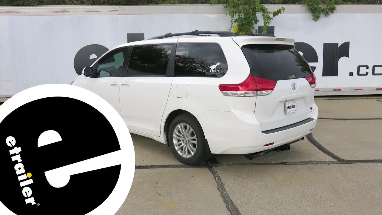 [SCHEMATICS_48ZD]  etrailer | Best 2015 Toyota Sienna Trailer Wiring Options - YouTube | 2015 Toyota Sienna Trailer Wiring Diagram |  | YouTube