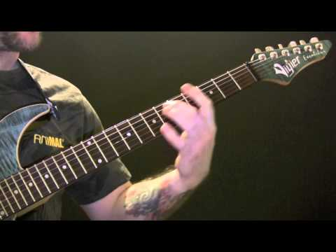 Square One Guitar Tutorial  Coldplay