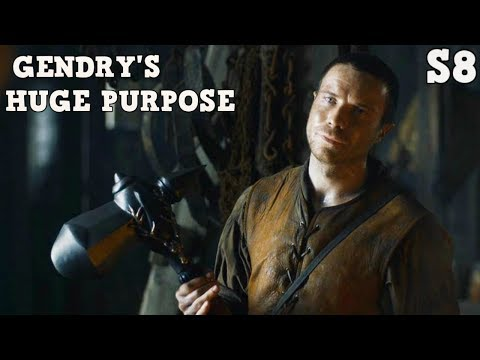 The Importance of Gendry | Game of Thrones Season 8 Theory | House Baratheon