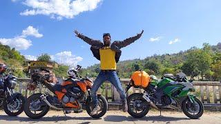 Ride start hote hi Kaam Kharab | Delhi to Mcleodganj | Ep.01