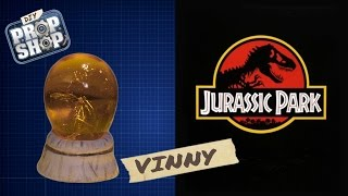 Repeat youtube video Jurassic Park Amber Egg - DIY PROP SHOP