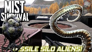 Aliens! Missile Silo Base | Mist Survival | S1 EP12
