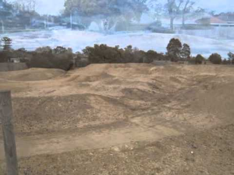 Oakleigh South BMX Racing Track