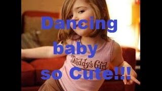 FUNNY Cute Babies: Baby Dancing Twerk like miley!!
