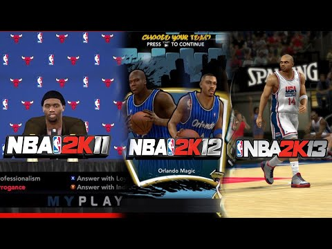 EVERY NBA 2K SELLING POINT FROM NBA 2K11 - NBA 2K18!