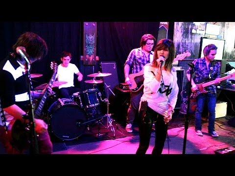 TeraBrite Live at Tapps Pub (First Local Full Band Show)