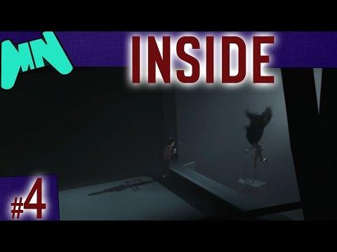 Inside | Gameplay Walkthrough Part 4: Underwater
