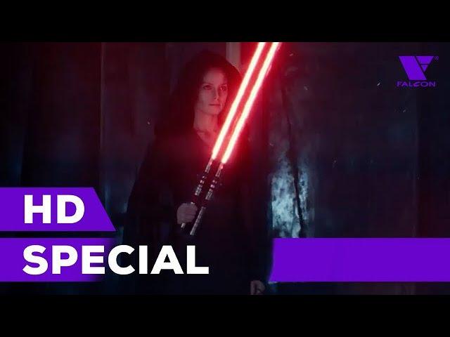 Star Wars: Vzestup Skywalkera (2019) HD Special | D23 Special Look | CZ titulky