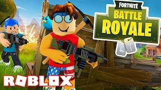 Fortnite In Roblox (ROBLOX ISLAND ROYALE) - ROBLOX FORTNITE BATTLE ROYALE