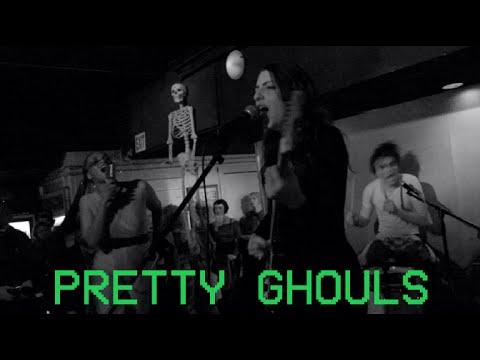 PRETTY GHOULS - LIVE!!! @ UFO FACTORY, DETROIT MI 2/6/16
