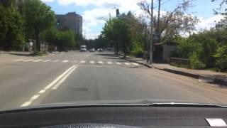 Онлайн урок езды на авто по городу. Школа езды  онлайн 2