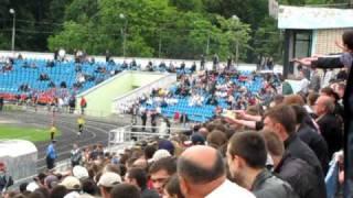 Хвиля на стадіоні Буковина